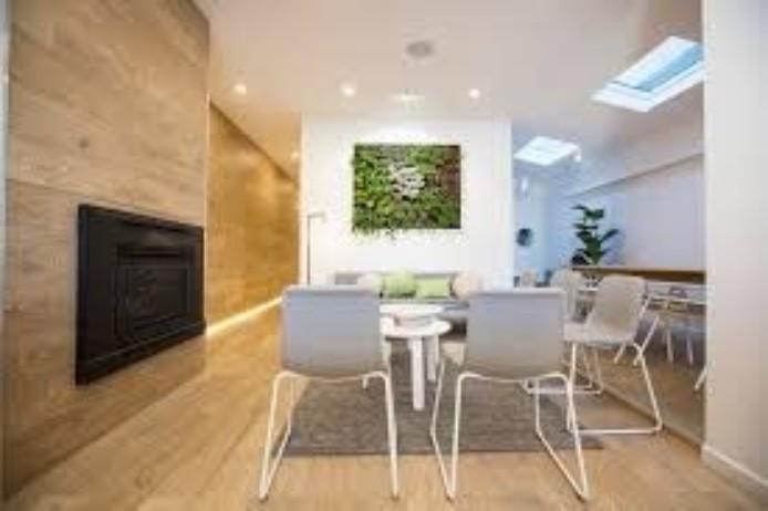 Beautifully designed room