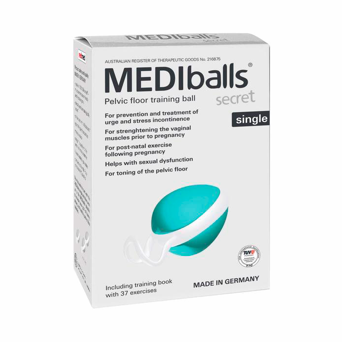 MEDIballs Secret Single